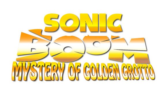 Title logo. © 2016. SEGA/Sonic Team, Akira Takahashi.