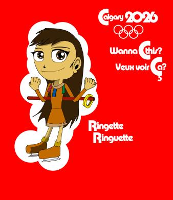 Wanna C This Ringette